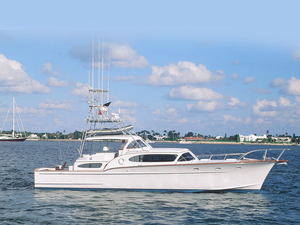 Used Rybovich Classic Motor Yacht For Sale