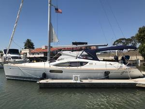 Used Jeanneau 45 DS Deck Saloon Sailboat For Sale