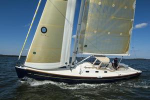 Used Sparkman Stephens Ss 30 Sloop Sailboat For Sale