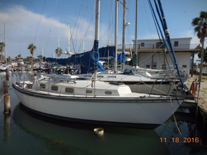 Used Bristol 29.9 Cruiser Sailboat For Sale