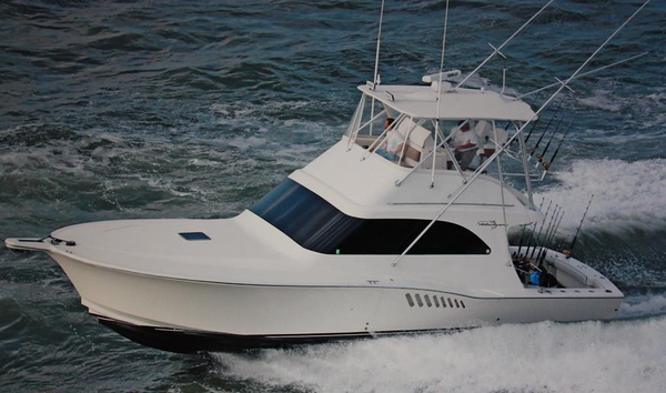Used Albemarle 410 Convertible Fishing Boat For Sale