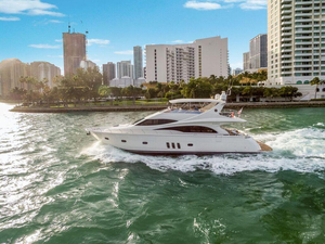 Used Marquis 690 Fly Bridge Motor Yacht For Sale