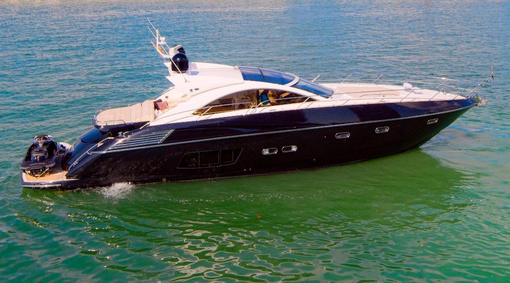 2010 Used Sunseeker Predator 60 Motor Yacht For Sale