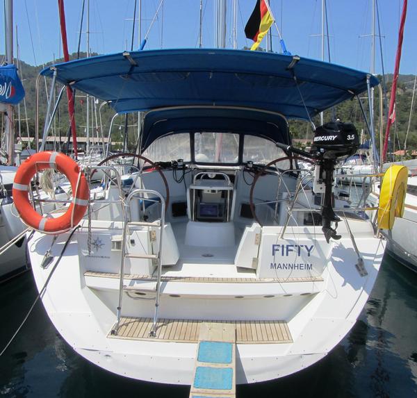Used Jeanneau Sun Odyssey 44I Sloop Sailboat For Sale