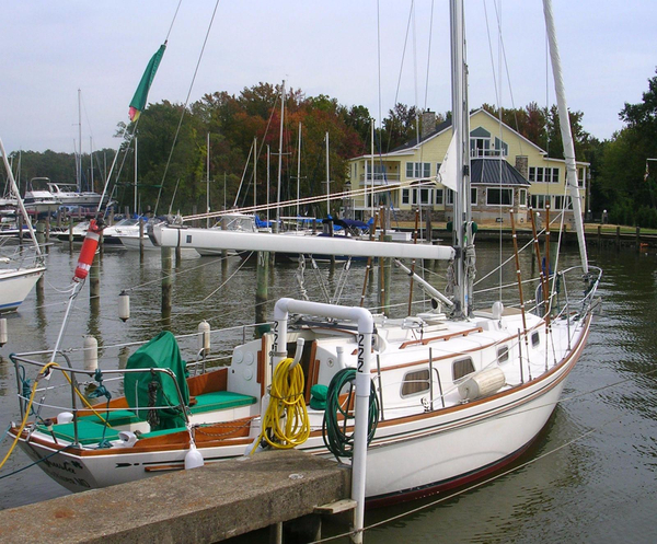 Used Bristol 32 IN Mast Sloop Sailboat For Sale
