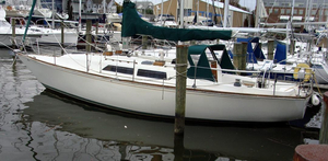 Used C & C Landfall 38 Sloop Sailboat For Sale
