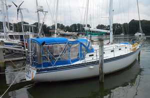 Used Seidlemann 37 Sloop Sailboat For Sale