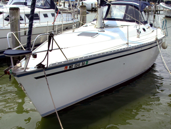 Used Hunter 37 Legend Cruiser Sailboat For Sale