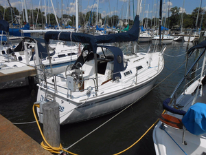 Used Pearson 31 Cruiser Sailboat For Sale