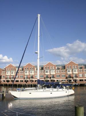 Used Jeanneau 52.2 Cruiser Sailboat For Sale