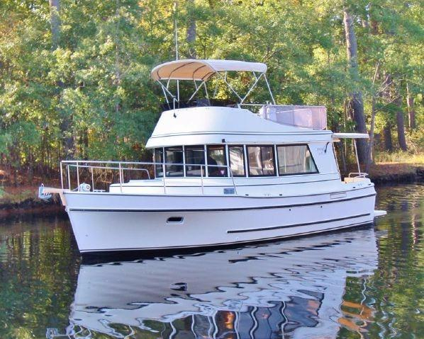 Used Camano Troll 31 Cruiser Boat For Sale