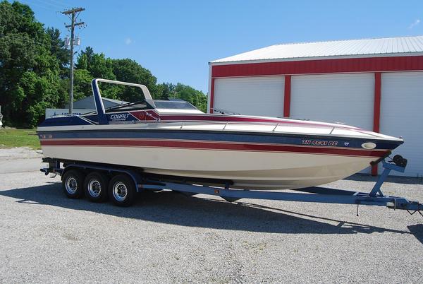 Used Cobalt Condurre 300 Cuddy Cabin Boat For Sale