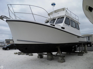 Used Eastern 310 Casco Bay Downeast Fishing Boat For Sale