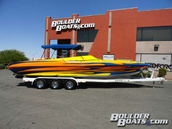 Used Kachina 30 Shadow Closed Bow Other Boat For Sale