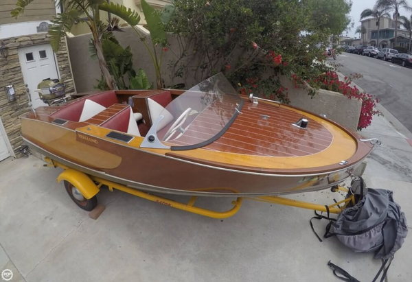 Used Berglund 14 Sportsflyte Diplomat Antique and Classic Boat For Sale