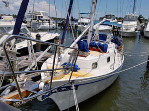 Used Downeast Custom Cruiser Sailboat For Sale