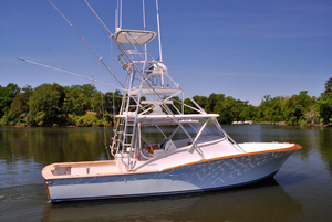 Used Scopinich 35 EXPRESS Sports Fishing Boat For Sale