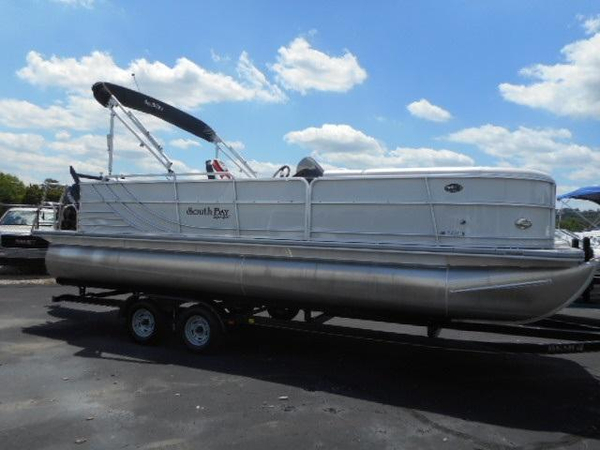 New South Bay 522CRTTSS Pontoon Boat For Sale