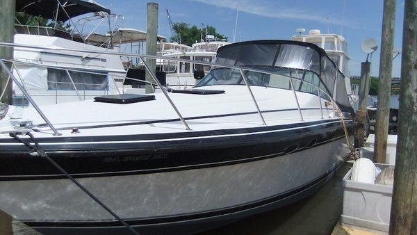 Used Wellcraft Gran Sport 34 Sports Cruiser Boat For Sale