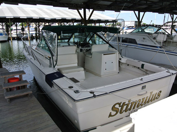 Used Tiara 3100 Pursuit Sports Fishing Boat For Sale