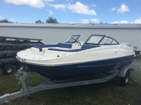 New Bayliner 195 Deck Boat Deck Boat For Sale