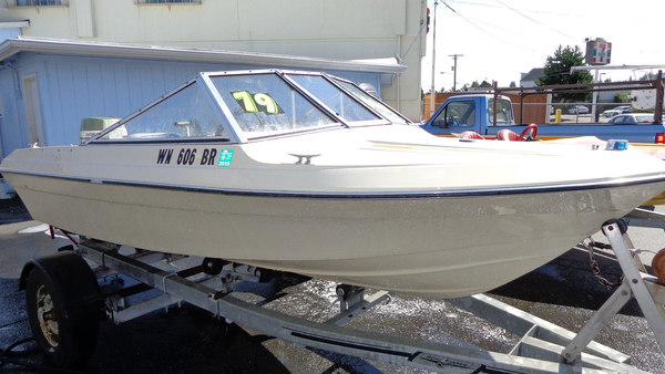 Used Bayliner Mesquito Cruiser Boat For Sale