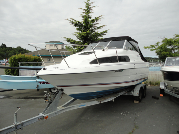 Used Bayliner 2252 Bayliner Classic Cuddy Cabin Boat For Sale
