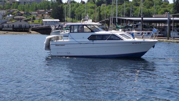 Used Bayliner 2859 Classic Alaska Bulkhead Aft Cabin Boat For Sale