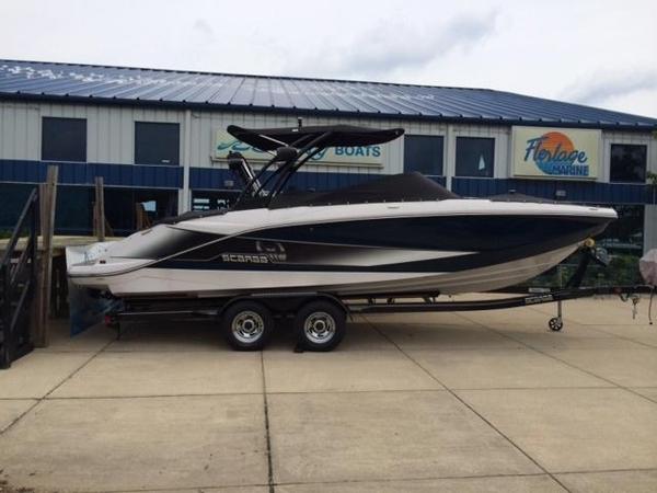 New Scarab 255HO Jet Boat For Sale