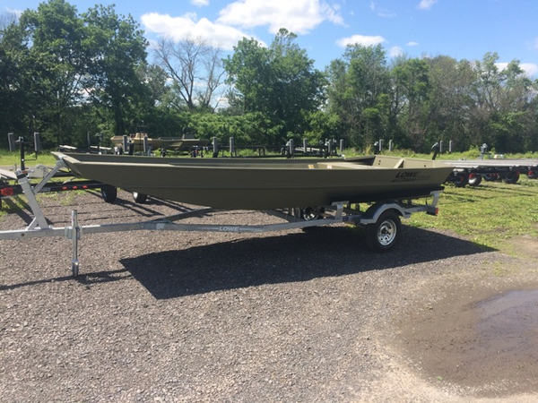 New Lowe Roughneck 1755BR Jon Boat For Sale