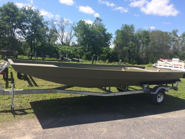 New Lowe Roughneck 2070BR Jon Boat For Sale
