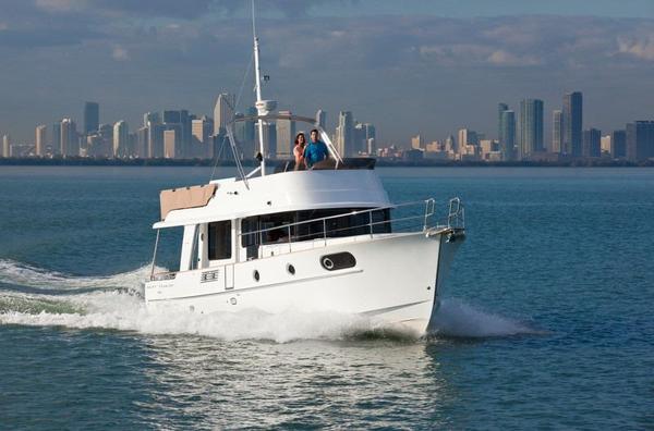 New Beneteau Swift Trawler 44 Motor Yacht For Sale