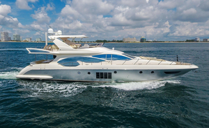 Used Azimut 70 Flybridge Motor Yacht Motor Yacht For Sale