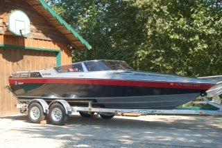 Used Wellcraft Scarab 23 Cuddy Cabin Boat For Sale