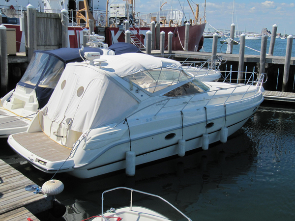 Used Cranchi 34 Cruiser Boat For Sale