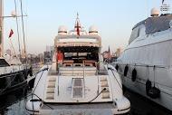 Used Mangusta 72 Mega Yacht For Sale
