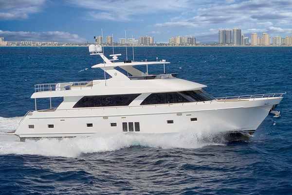 Used Ocean Alexander 85 Mega Yacht For Sale