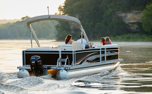 New Palm Beach 220 ultra Pontoon Boat For Sale