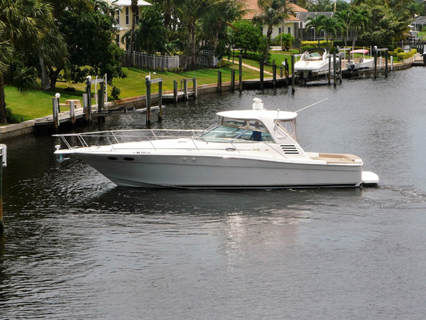 Used Sea Ray 370 EC Cruiser Boat For Sale
