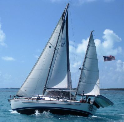 Used Morgan 452 Cruiser Sailboat For Sale