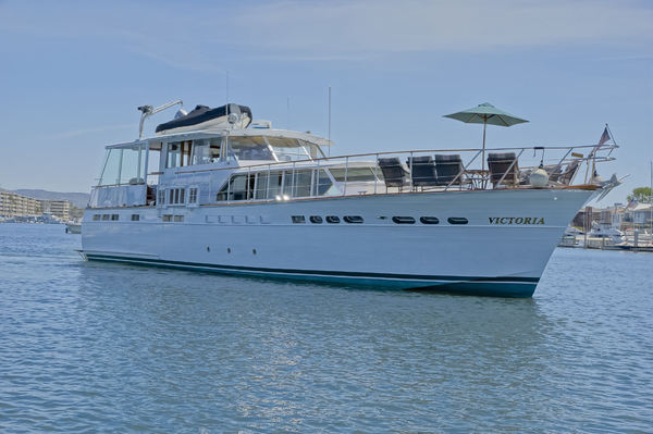 Used Chriscraft Constellation Commercial Boat For Sale