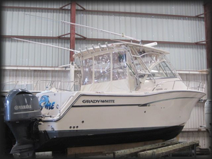 Used Grady White 330 Express Cruiser Boat For Sale