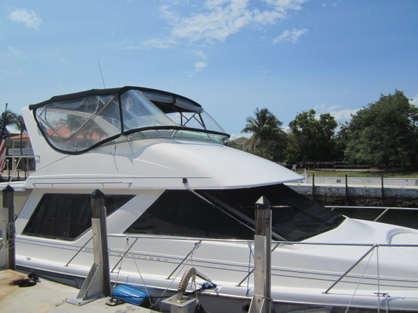 Used Bayliner 3988 Command Motoryacht Motor Yacht For Sale