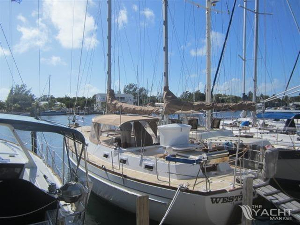 Used Morgan 462 Ketch Center Cockpit Ketch Sailboat For Sale