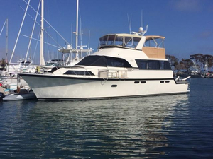 Used Ocean 56 CMY Motor Yacht For Sale