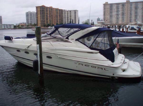 Used Regal 4260 Cruiser Boat For Sale