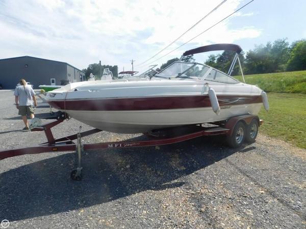 Used Stingray 208LR Bowrider Boat For Sale