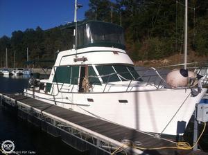 Used Island Gypsy 36 Trawler Boat For Sale