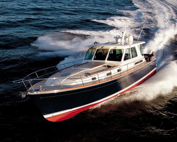 Used Sabre 54 Salon Express Downeast Fishing Boat For Sale