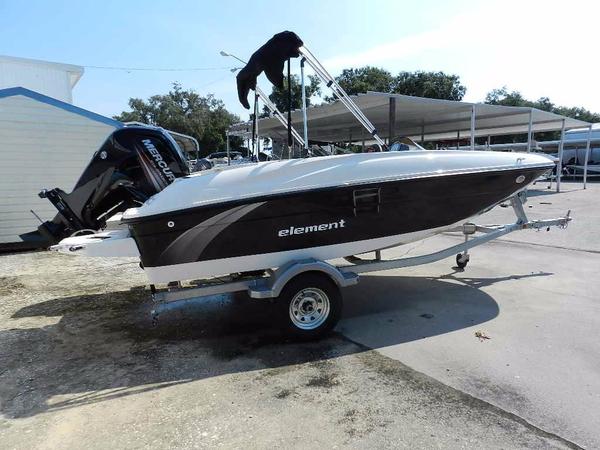 Used Bayliner 160 Element Bay Boat For Sale